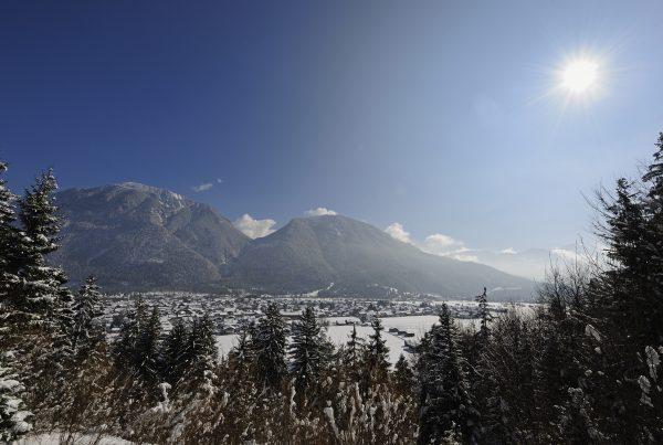 Winter Zugspitzland
