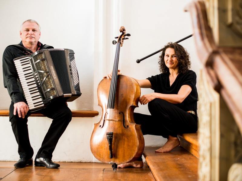 cello akkordeon seejazz festival klaus Paier Asja valcic starnberg