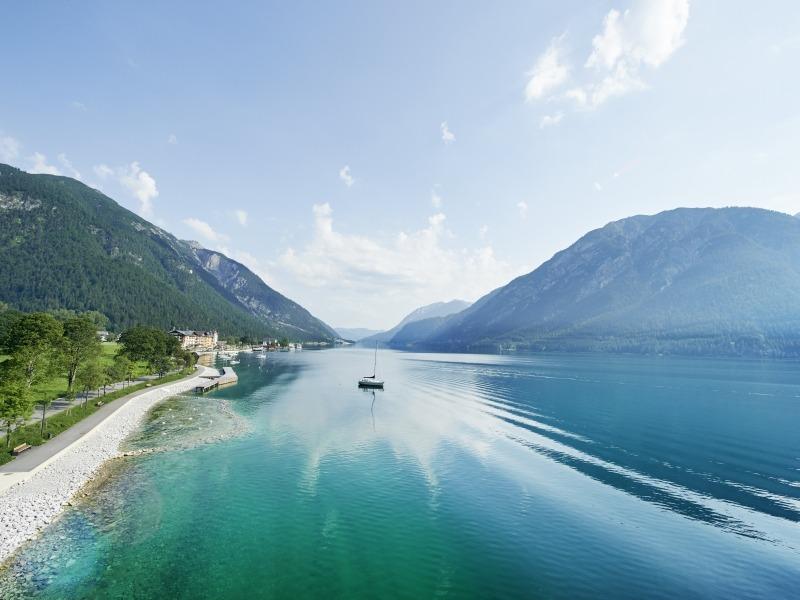Achensee Lauf Internationaler Achenseelauf Tourismus Freizeit Natur Rennen Joggen