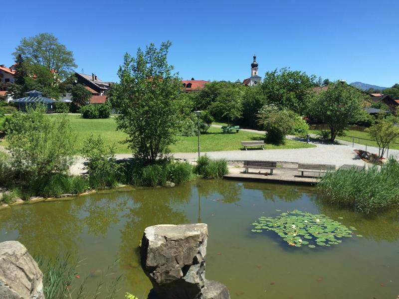 Kulturpark Murnau, Kunstwirte Abschlussfest