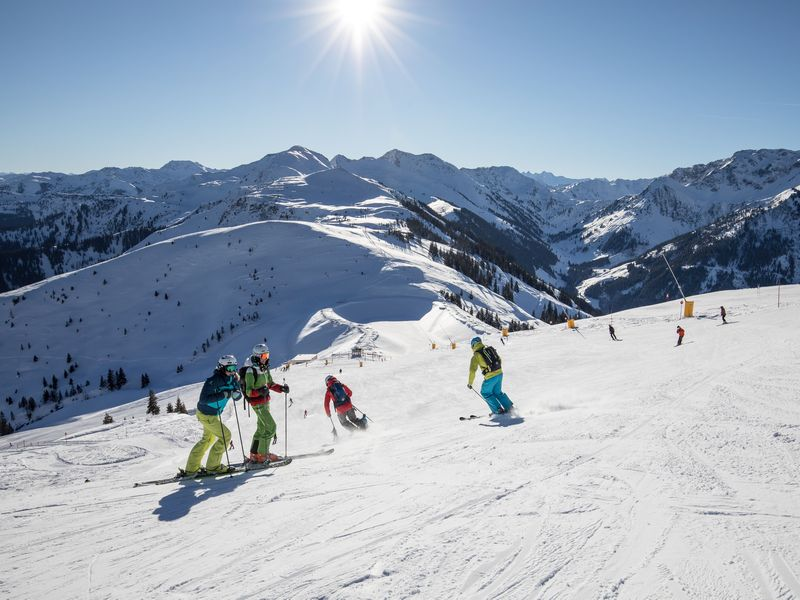 Wildschönau Skifahren Ski Opening Schatzberg Schatzbergbahn