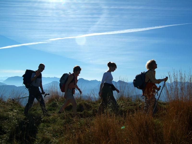Lenggries Jodelfest Wandern
