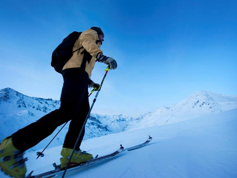 Pitztal Skitourenpark Pitztaler Gletscher