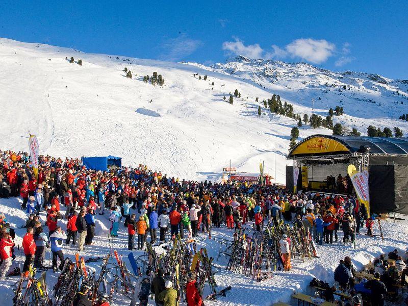 Partymeile Hochzeiger Ski Opening
