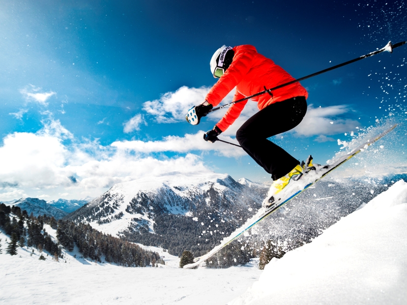 Ski Opening Obereggen Eggental