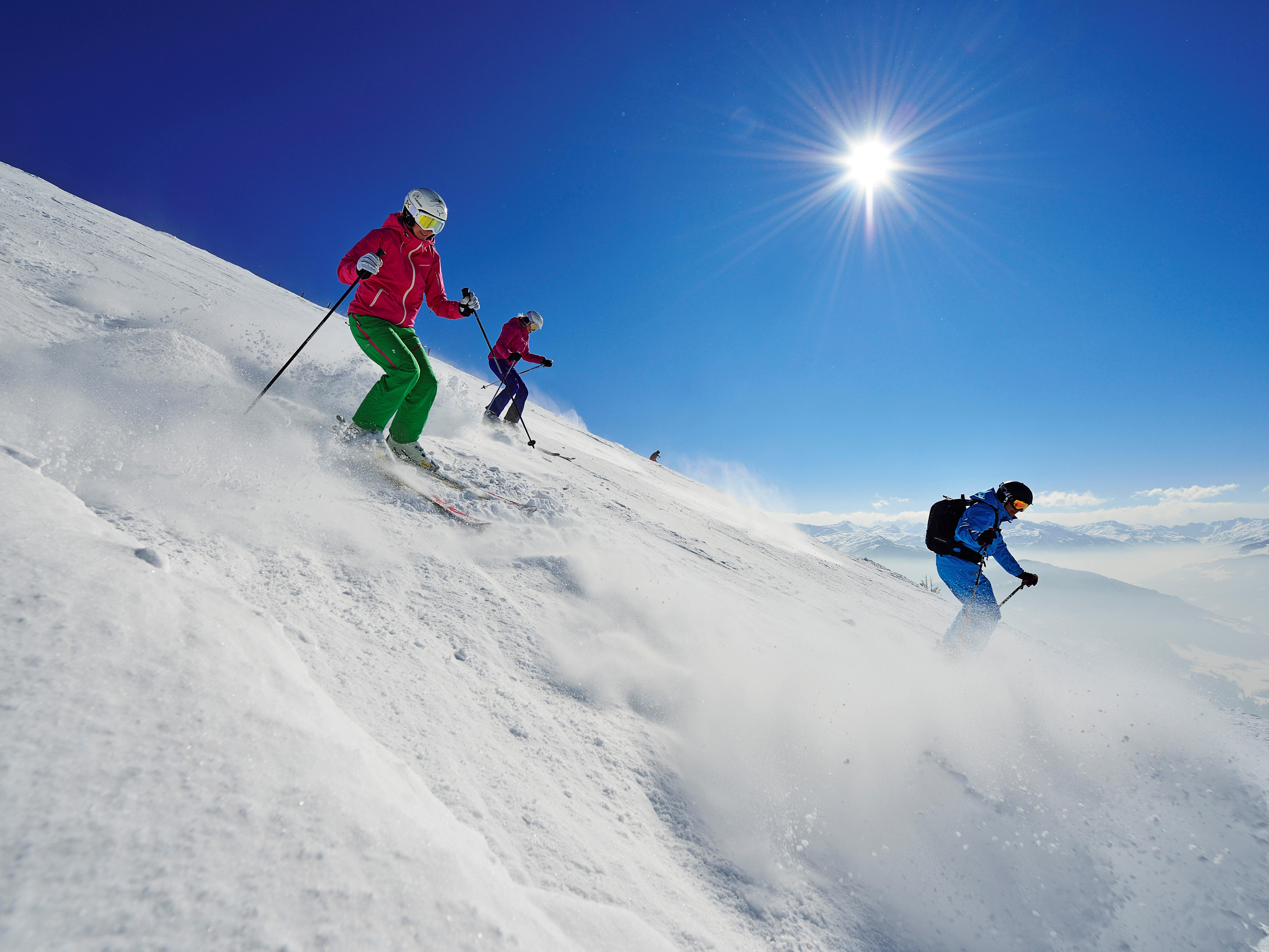 Hohe Salve Kitzbüheler Alpen Skisafari exklusiv
