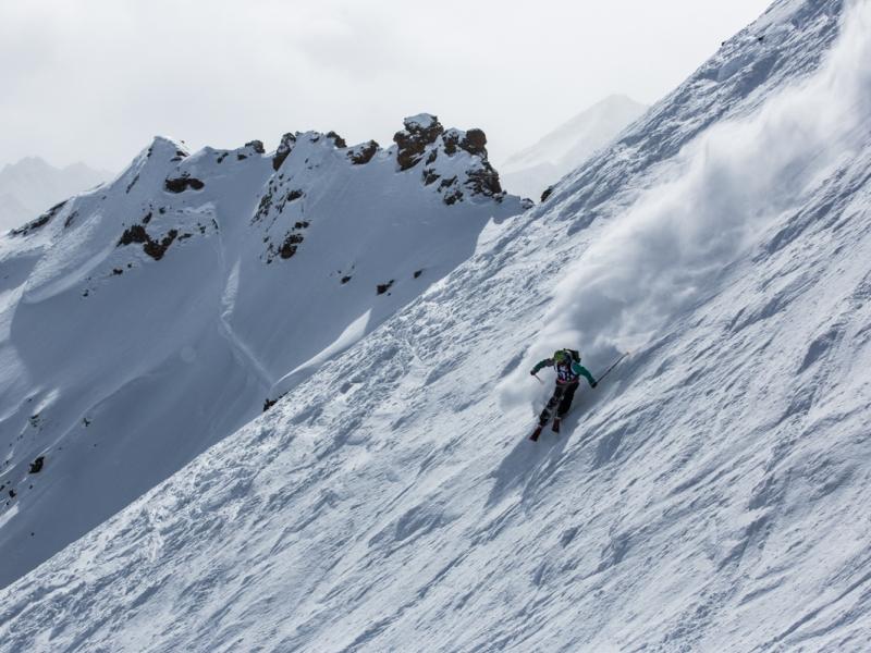 Wild Face Ski Alpen Pitztal