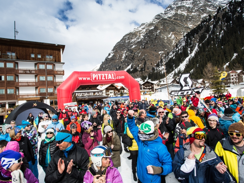 Pitztal Event Winter Freeride Wild Face Eiter