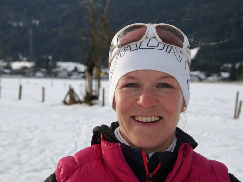 Martina Leiter Langlaufcoach in Altenmarkt Zauchensee
