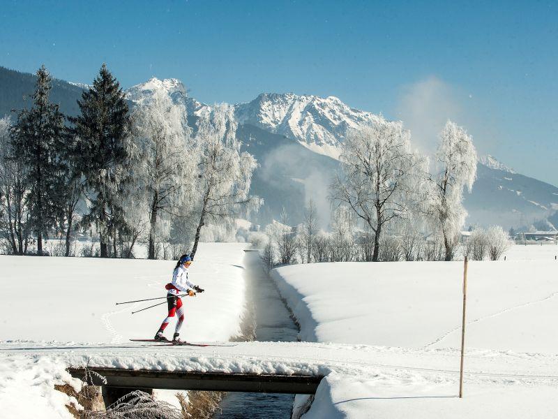 Flying Coach Angebot in ALtenmarkt Zauchensee mit Martina Leiter Lernen Wintersport umsonst