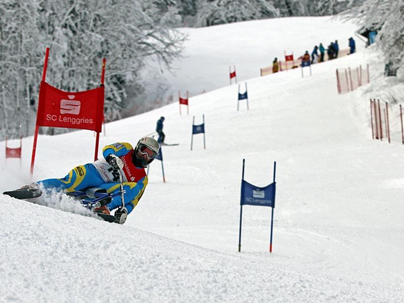 Lenggries, Skibob, Skibob-WM, Skibob-Weltmeisterschaft, Snowbike