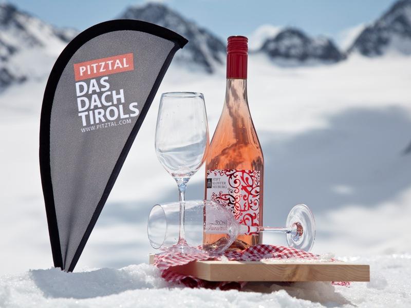 """Pitztal; Pitztaler Gletscher; Genusstage; Wein-Event; """"Firn, Wein & Genuss"""""""