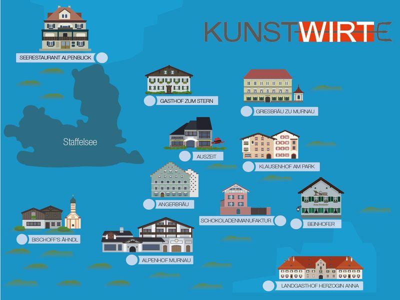 Kunst Kulinarik Murnau