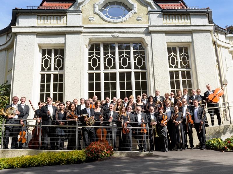 Bad Reichenhall, Orchester, Philharmonie, Philharmoniker, Alpenstadt, Alpen, Kultur, Konzert, Mozart, Kurgarten