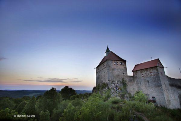 Nürnberger Land Burg Hohenstein
