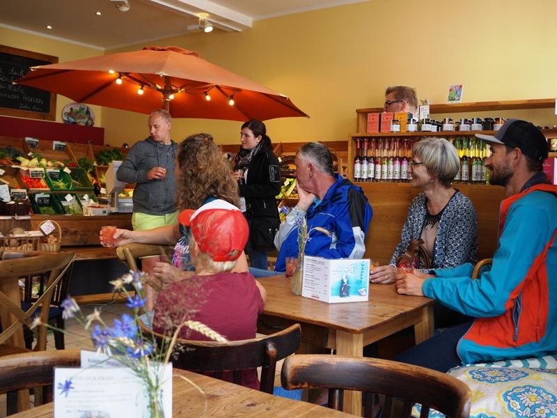 Bio Cafe Luna Starnberg Ammersee Schmankerl Spaziergänge am See