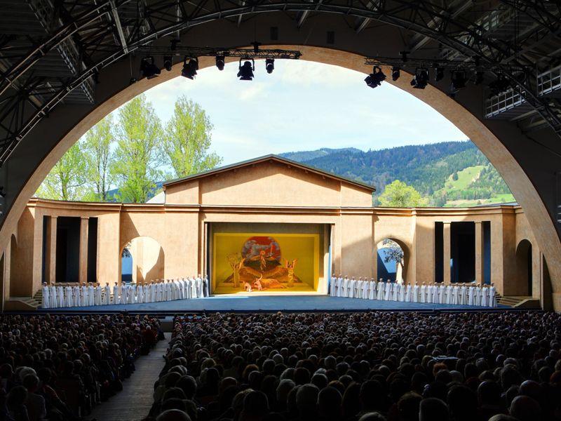 Passionstheater in Oberammergau Ammergauer Alpen Passion 2020