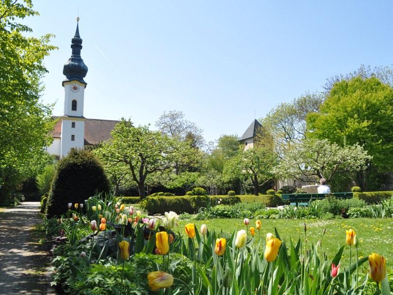 Schmankerl Spaziergänge in Starnberg Starnberger See Ammersee Schlossgarten Ausflug