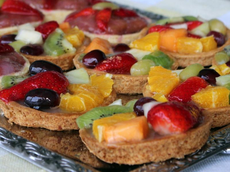 Vegane Kuchen Torten Obst Gebäck Bad Tölz Tölzer Veg 2018 Jubiläum