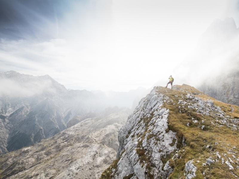 Nationalpark Jubliäum 40 Jahre Berchtesgaden Schärtenspitze BGL