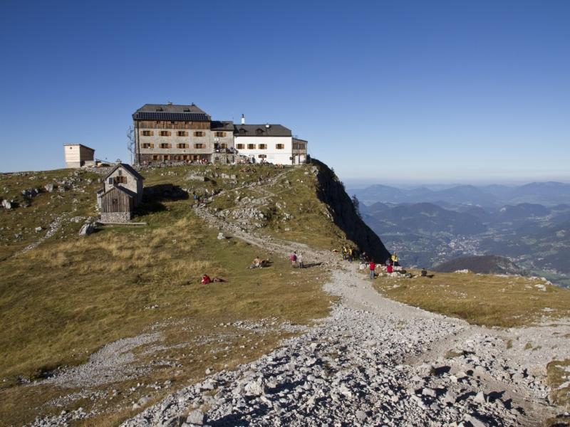 Watzmann Berchtesgaden Nationalpark Wandern Einkerh BGL 40 jähriges Jubiläum