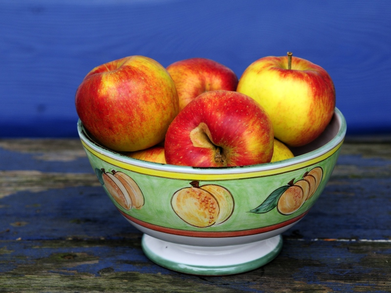 Licht im Ernährungsdschungel Bad Tölz Ernährung Gesundheit Apfel Low Carb
