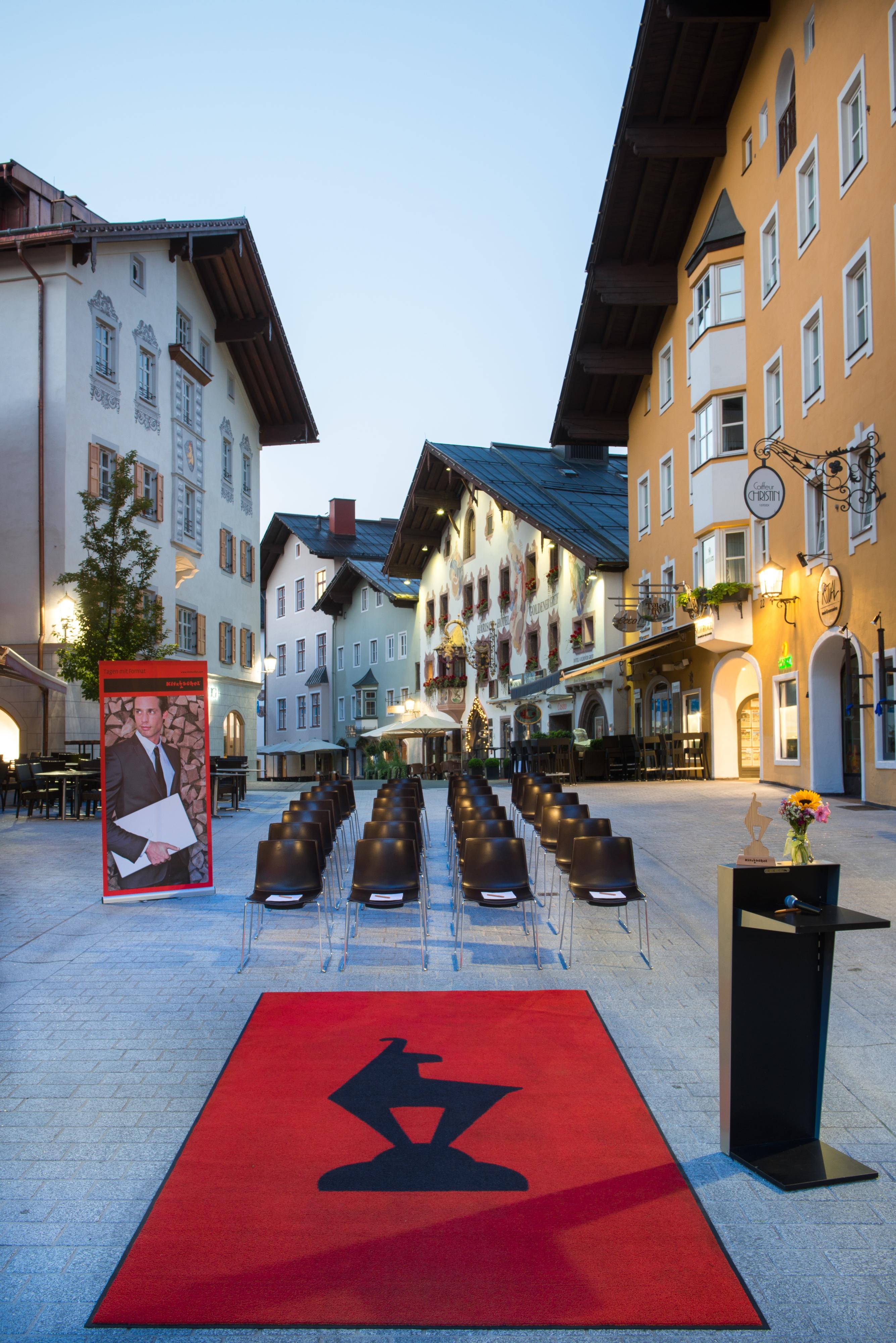Konferenz in Kitzbüheler Innenstadt MICE