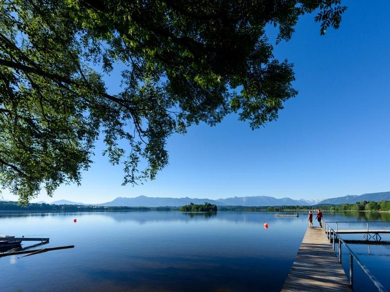 Staffelsee, Blaues Land, Zugspitz Region