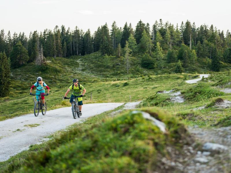 Radtour Kitzbüheler Alpen