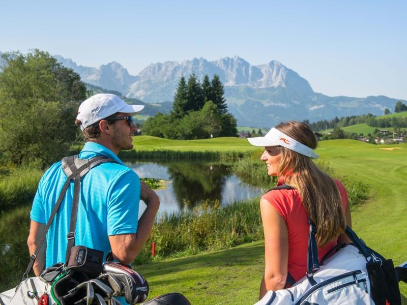 Golfen Urlaub Kitzbühel Streif