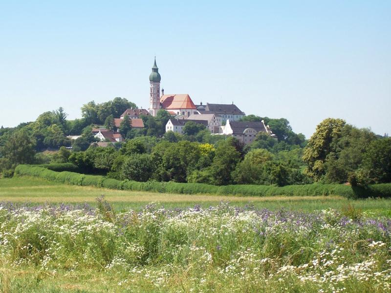 Kloster Andechs Heiliger Berg