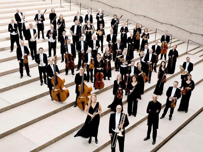 Münchner Symphoniker Carl Orff Fest