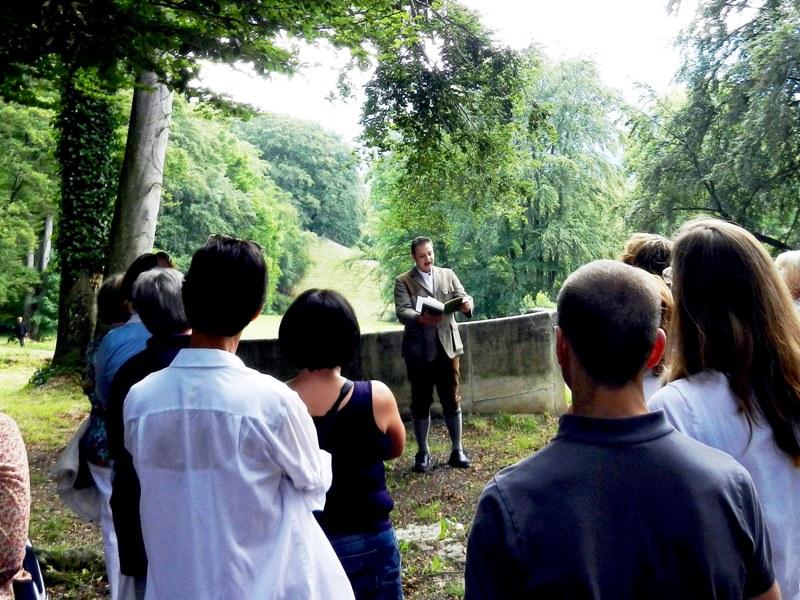 Theaterführung Seidlpark Murnau Angebot für Gäste