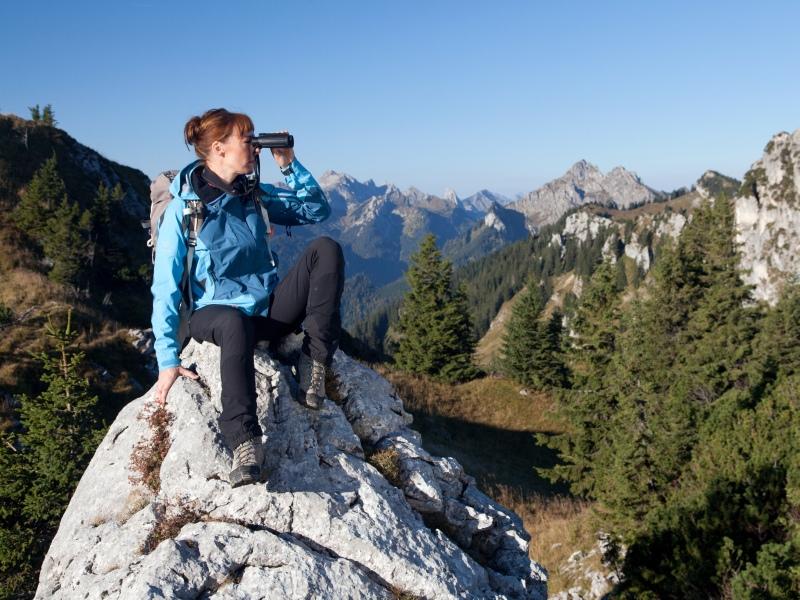Ammergauer Alpen Best of Wandern