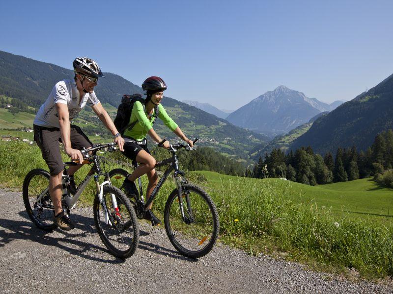 Radeln, biken, Natur