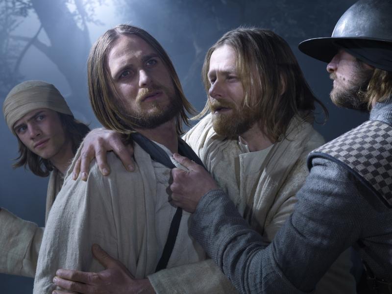Judas, lange Haare, Verrat