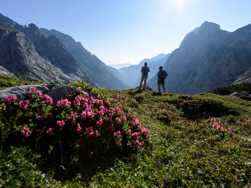 Spitzenwanderwerg, Zugspitz Region, Wolfgang Ehn