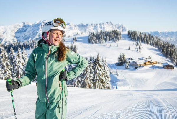 Winter Kitzbühler Alpen