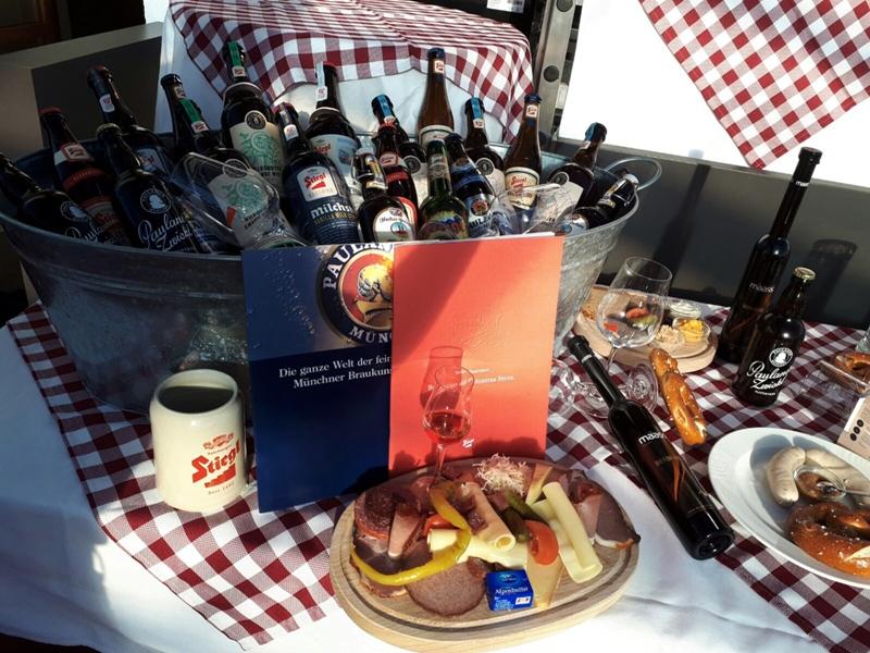 Biergenuss-Wochen, Hochzeiger Bergbahnen, Pitztal