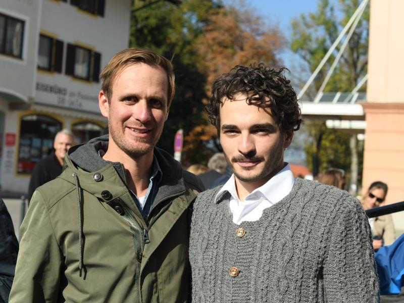 Schauspieler Passionsspiele Ammergauer Alpen
