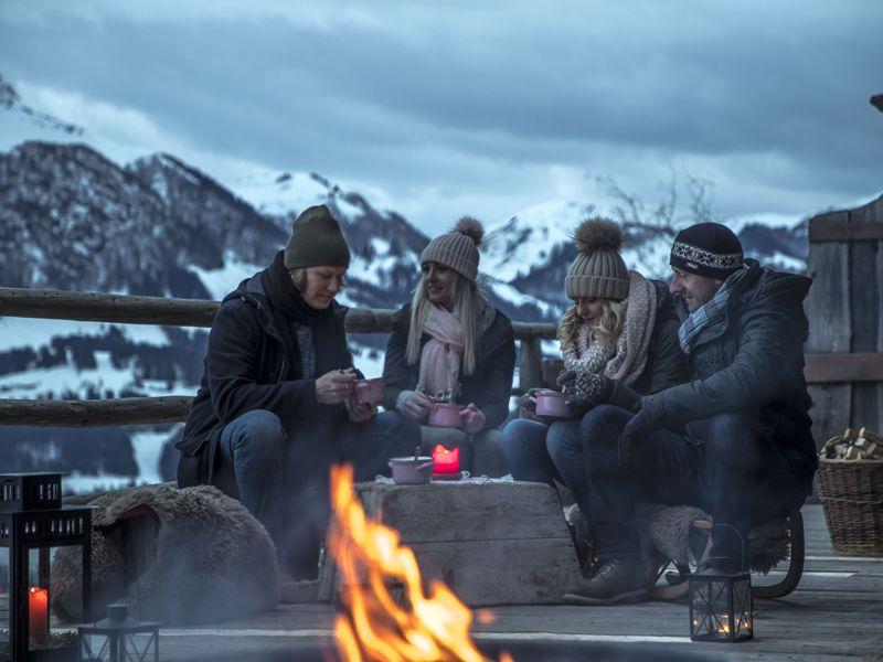 Wintergenuss, Pillerseetal, Defrancesco