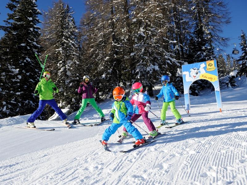 Skischule, Carezza, Eggental