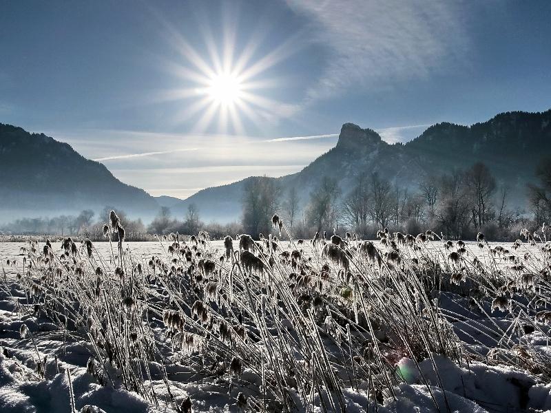 Ammertal, Ammergauer Alpen, Erlebnisplattform, Eberhard Starosczik