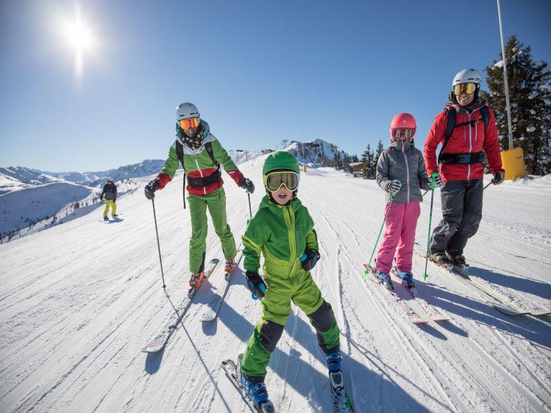 Familienurlaub, Wildschönau, Ski Juwel Alpbachtal Wildschönau