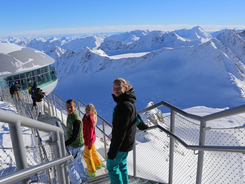 35 Jahre Gletschererschließung, Pitztal, Café 3.440