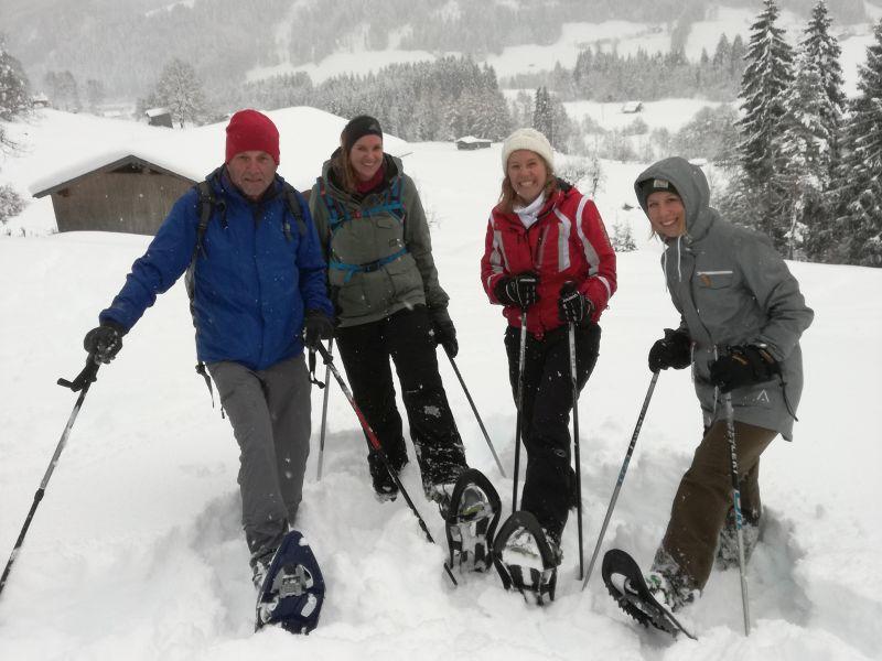 Schneeschuhwandern im Zauberwinkel, Wildschönau Tourismus