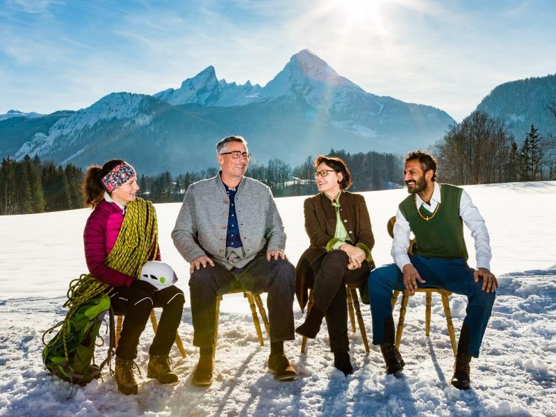Welttourismuskonferenz 2019 in BGL unter anderem mit Geschäftsführer der Berchtesgadener Land Tourismus GmbH Dr. Brigitte Schlögl und Peter Nagel