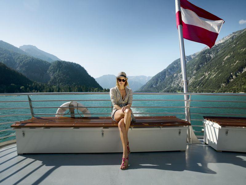 Schifffahren Achensee