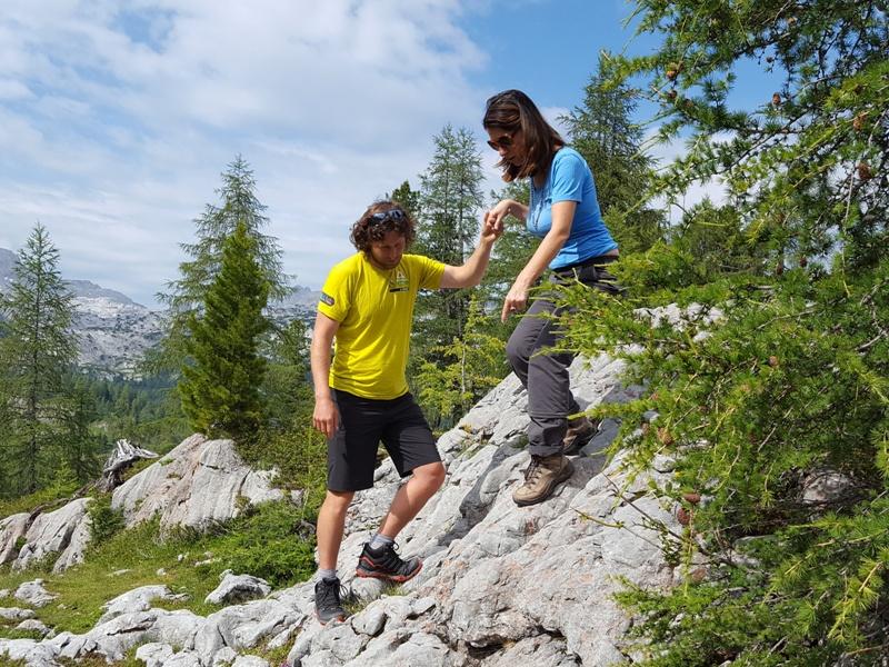 E-Learning Bergwandern, Hansi Stöckl, Bad Reichenhall, Berchtesgadener Land