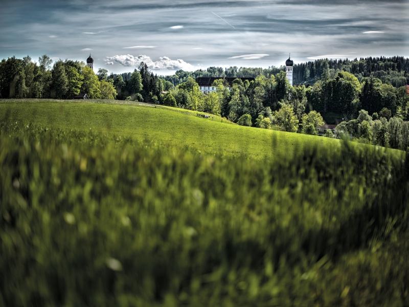 Kloster Beuerberg im Tölzer Land